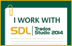 English to French technical translation with SDL Trados 2014